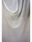 Шелковый шифон белый PRT-O2 2031778
