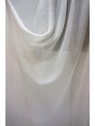 Шелковый шифон белый PRT-A3 2031778