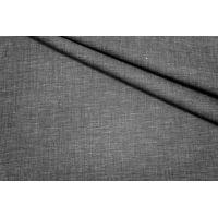 Плательный хлопок темно-серый PRT1-A3 1031787