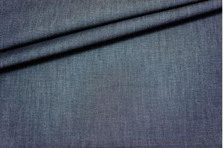 Плательный хлопок под джинсу синий PRT 1031785