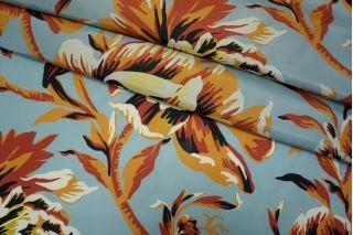 Шелк Burberry цветы PRT 11071701