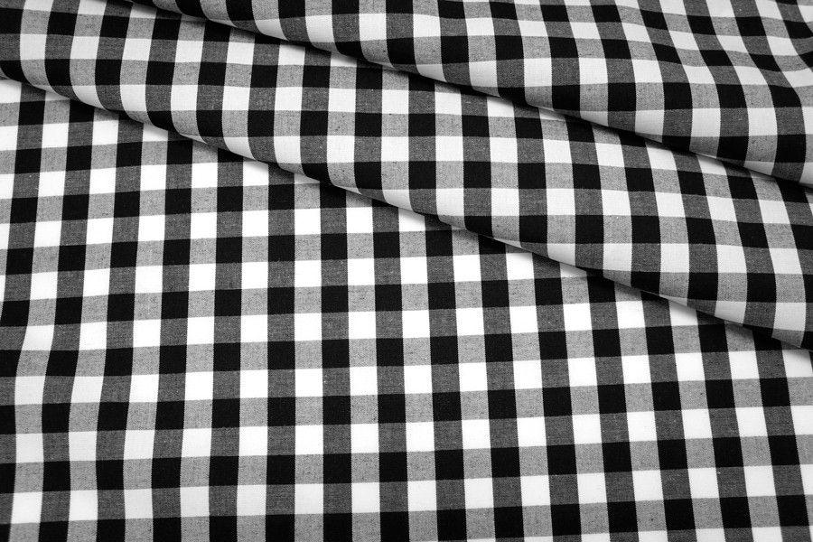 Рубашечная клетка черно-белая PRT-A3 11071715