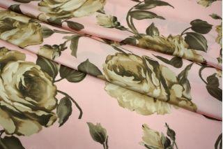 Искусственный шелк розы бежевые UAE- E6 11121701