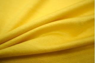 Трикотаж вискозный желтый UAE-A6 11121718