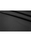 Жаккард черный двусторонний PRT1-A7 2031733