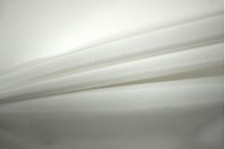 Батист белый с шелком плотный PRT 14071702