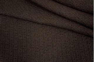 Шанель шерстяная коричневая PRT-G1 14091702