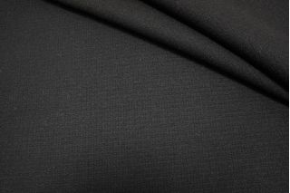 Пальтовая шерсть черная PRT1-F7 14081725