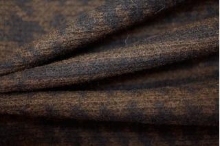 Трикотаж вязаный шерстяной гусиная лапка PRT1-G6 14081703
