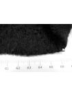 Пальтовая шерсть с мохером черная PRT1-F7 14081705