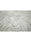 Холодный вискозный трикотаж белый PRT1-A4 16051714