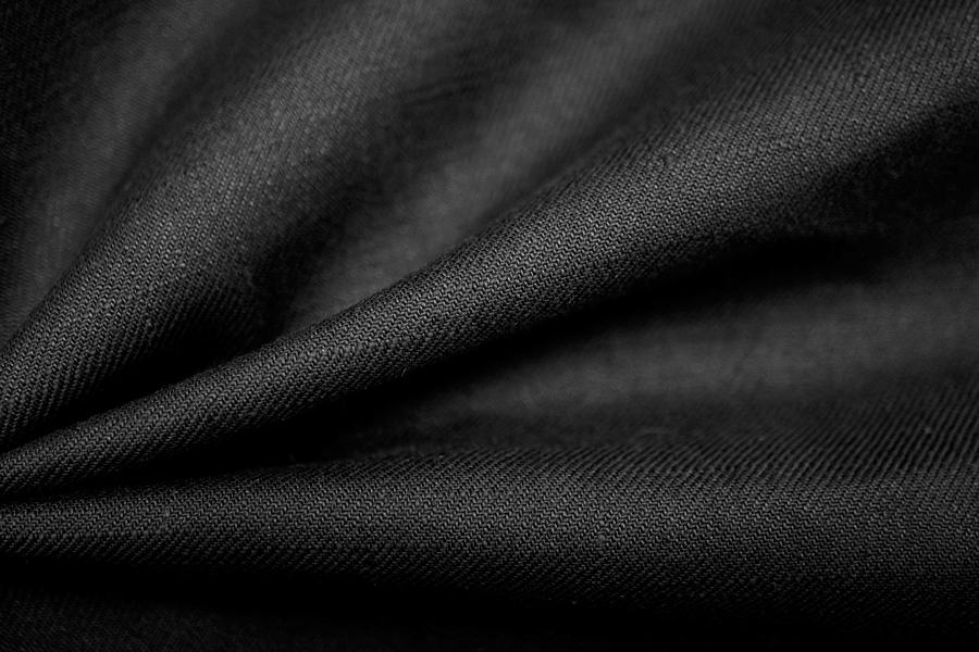 Лен-стрейч черный PRT 16051725