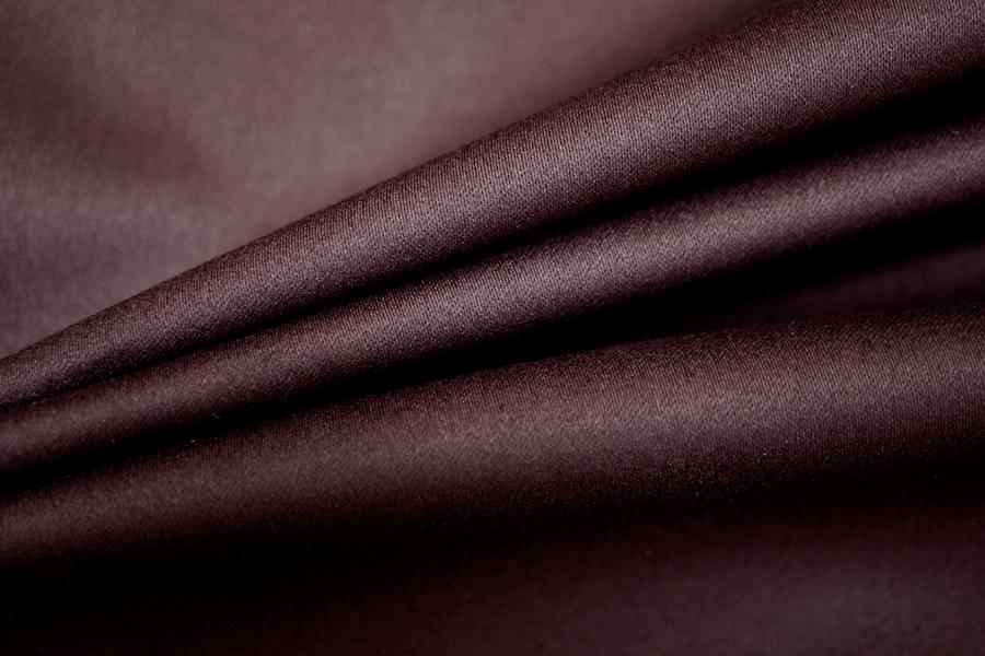 Сатин темный баклажан В-5 PRT 16051732