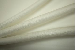 Холодный вискозный трикотаж белый PRT-A4 16051706