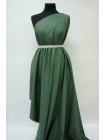 Вельвет рубашечный зеленый PRT 1031774