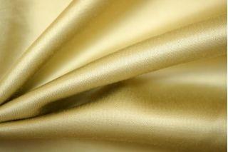 Атлас хлопковый золотой PRT 2031705
