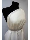 Бархат костюмно-плательный белый PRT-D3 2031760