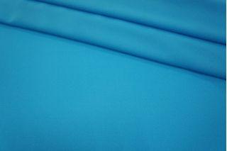 Шифон креповый голубой UAE-E5 17011810