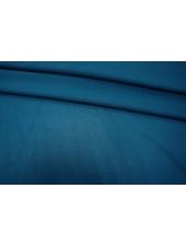 Шифон креповый темно-синяя бирюза UAE-E5 17011811