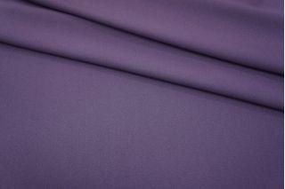 Шифон креповый фиолетовый UAE-E5 17011814