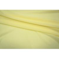 Шифон креповый бледно-желтый UAE-F6 17011805