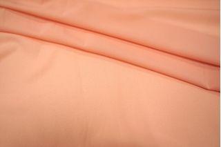 Шифон креповый персиковый UAE-E5 17011806