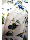 Хлопок поплин синие ягоды BLP-B4 19041722