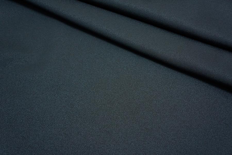 ОТРЕЗ 0,75 М Костюмная шерсть синяя PRT-C6 18071715-1