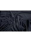 Плательный креп вискозный темно-синий PRT1-M5 18091709