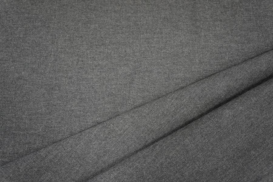 Костюмная шерсть серая PRT-I3 9071719