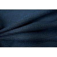 Плательная вискоза темно-синяя PRT-L3 19101701