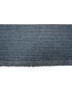Костюмная шерсть серая в полоску PRT-L3 19101719