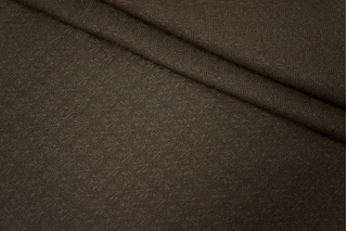 Шерсть коричневая ромбы PRT1-L3 19101720