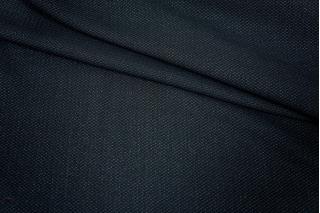 Плательная вискоза темно-синяя PRT-L6 19101721