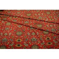 Холодный трикотаж темно-красный UAE-F4 18121711
