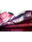Плательно-блузочный сатин-стрейч акварель UAE-E6 18121726