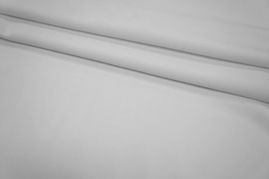 Габардин белый UAE-F6 18121707