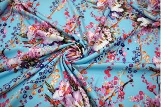 Костюмно-плательная ткань UAE-H6 18121708