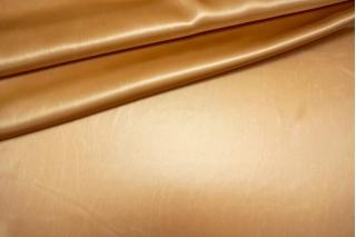 Блузочный вискозный атлас карамель PRT 2031710