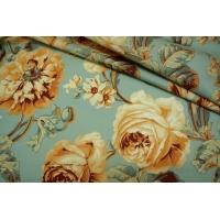 Хлопок плательный цветочный PRT-G6 1031732