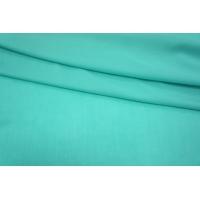 ОТРЕЗ 1 М Штапель светло-голубая бирюза UAE1-C4 03021804-1