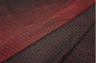 Жаккард двусторонний бордовый PRT1-J4 30031815