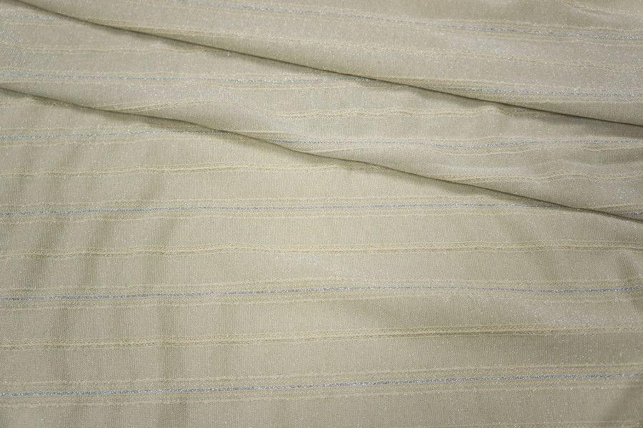 Трикотаж с люрексом в полоску PRT1-P4 30031821