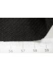 Костюмная вискоза с шерстью черная PRT-L2 29061814