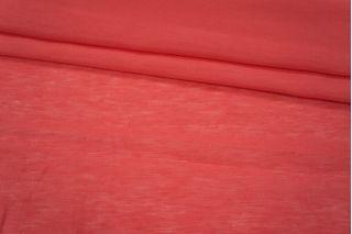 Хлопок со льном розовый коралл PRT-N4 29061815