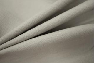 Хлопок-стрейч серый фактурный PRT1-B5 03041809