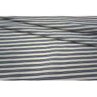Рубашечный лен с хлопком в полоску PRT-C3 03051801