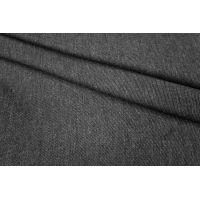 Плательная шерсть темно-серая PRT-G4 03051808