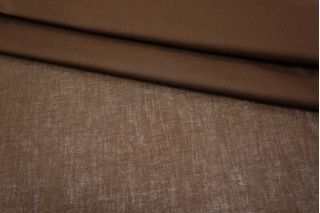Батист хлопковый коричневый UAE-B6 5021809