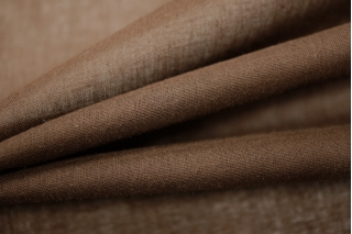 Батист хлопковый коричневый UAE-B3 5021809